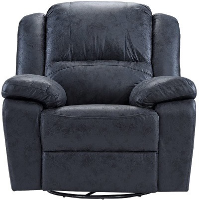 Best Swivel Recliners [May 2020 Update} The Lounge Master