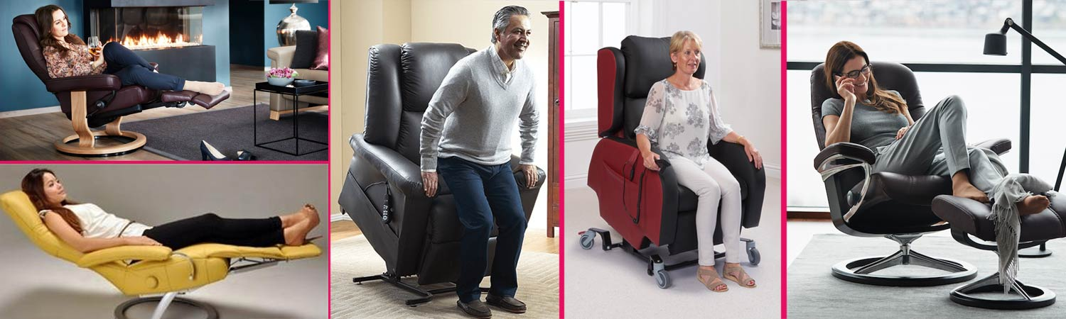 various types of recliners